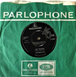 "Beatles ‎(The) - We Can Work It Out/Day Tripper (7"") (VG/G++)"
